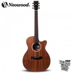 Neowood OM-2C 民謠吉他