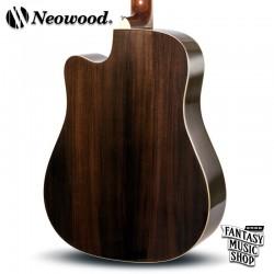 Neowood SDN-3GC 面單板民謠吉他