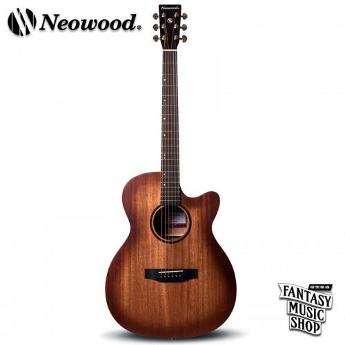 Neowood SOM-2C 面單板民謠吉他