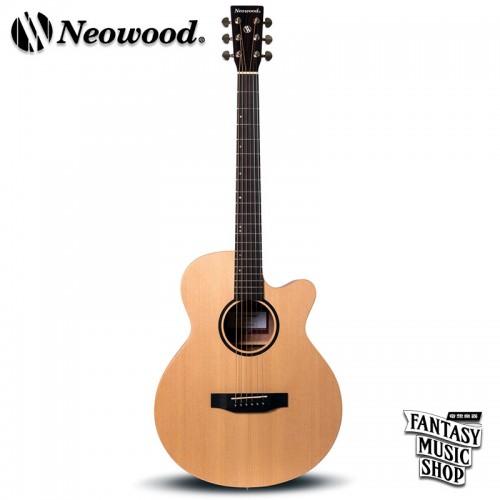 Neowood SSF-1C 面單板民謠吉他