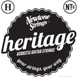英國Newtone DADGAD .013 Heritage 民謠吉弦手工弦 | 超低張力款