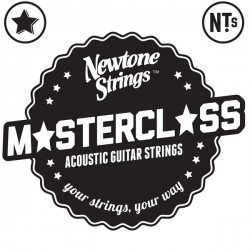 英國Newtone .013 鎳纏繞第3弦 MASTER CLASS Electro 大師系列