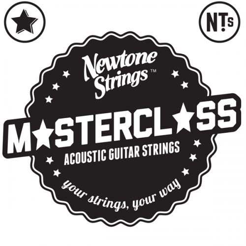 英國Newtone 紅銅標準 MASTER CLASS 民謠吉他磷銅   二種規格