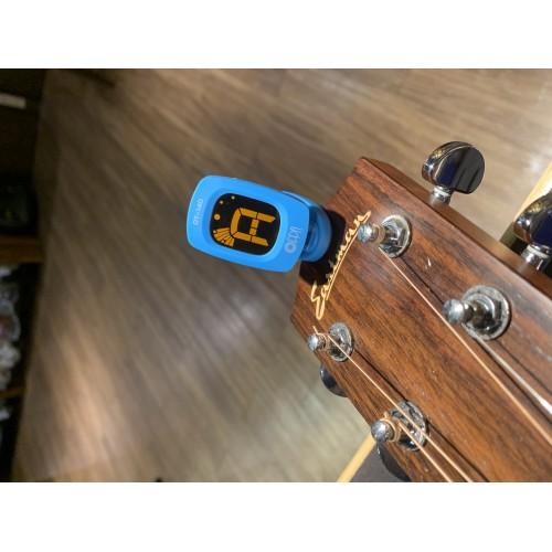 OPPA OT-140 夾式調音器 自動開關 黑藍兩色