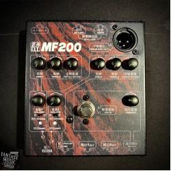老齊 MF200 木吉他前級