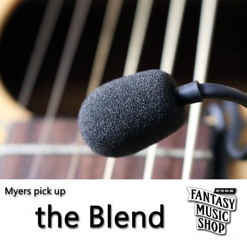 Myers pick up the Blend  外接式拾音器