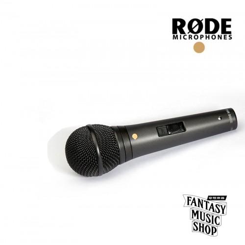 RODE M1-S 動圈式手持麥克風