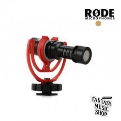 RODE VideoMicro 迷你機頂麥克風|攝像機收音麥克風