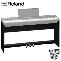 Roland FP-30專用 KSC-70+KPD-70 數位鋼琴腳架組 (黑色)