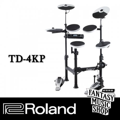 Roland TD-4KP 攜帶型 V-Drums 電子套鼓