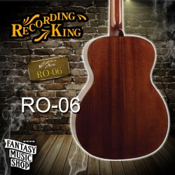 Recording King RO-06 面單板民謠吉他