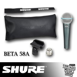 SHURE BETA58A 動圈式麥克風