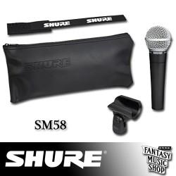 SHURE SM58 動圈式麥克風