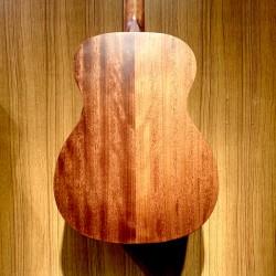 Sigma OMM-ST+面單雲杉 桃花心木側背板