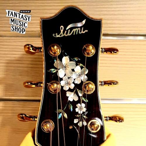 日本Sumi-16MGR純手工高階吉他