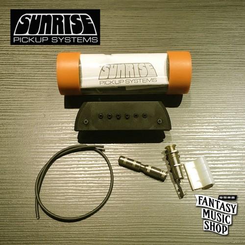美國 Sunrise S2 響孔式拾音器 | 含Kit