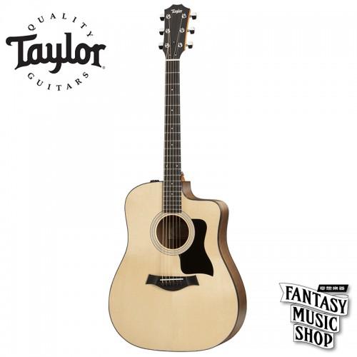美國 Taylor 110CE 單板插電民謠吉他