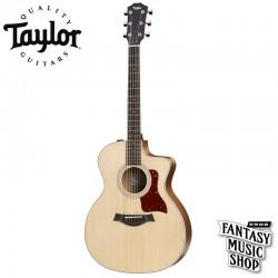 美國 Taylor 214CE 單板插電民謠吉他