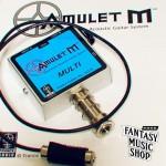 美國 Trance Audio - Amulet Multi 主動雙吸盤 木吉他拾音器