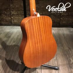 Veelah TOGO-M 面單板旅行民謠吉他