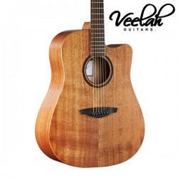 Veelah V1-DMC 面單板民謠吉他