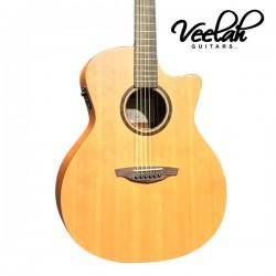 Veelah V1-GACE 面單板 | 插電民謠吉他