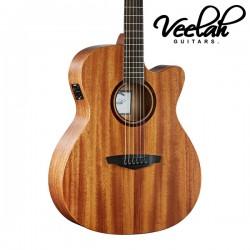 Veelah V1-OMMCE 面單板 | 插電民謠吉他