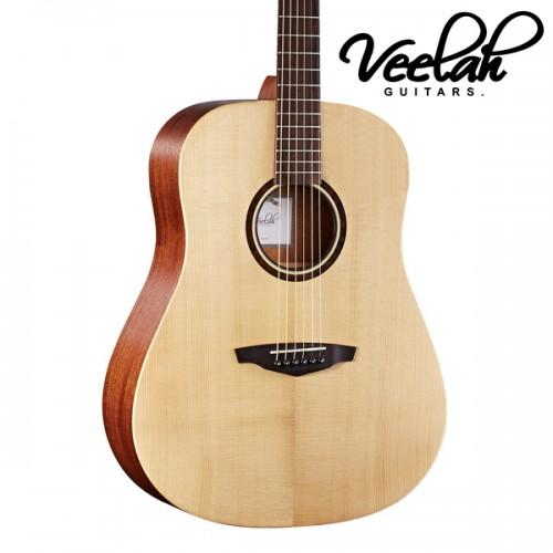 Veelah V1-D  面單板民謠吉他