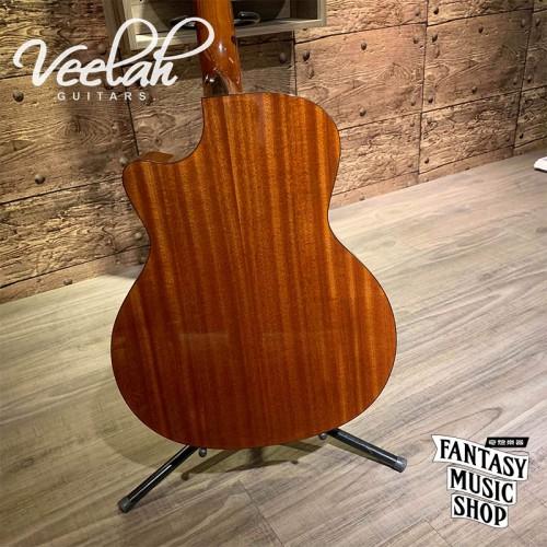 Veelah V2-GAC 面單板民謠吉他