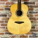 Veelah V8-OM 全單板木吉他