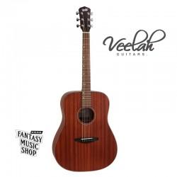 Veelah VDMM桃花心木面板 | 經濟款入門合板民謠吉他