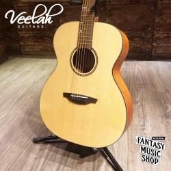 Veelah VOSM雲杉面板 | 經濟款入門合板民謠吉他