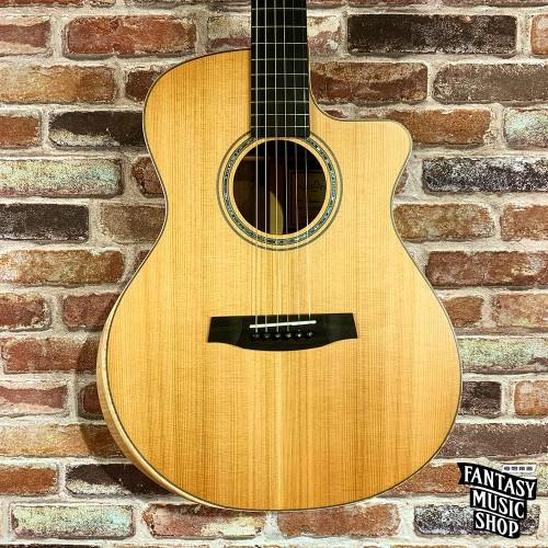 Walden G3030RC/H 全單民謠吉他