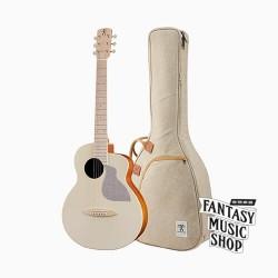 aNueNue Bird MC10-AM 杏奶白面單旅行吉他 | 另有AME插電版可選