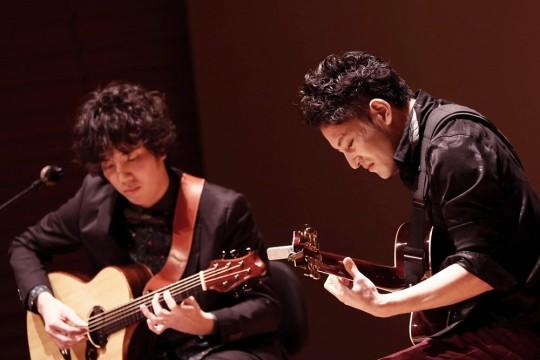 2018/3/11(日) 伍伍慧+井草聖二 台灣演奏會(圓滿落幕)