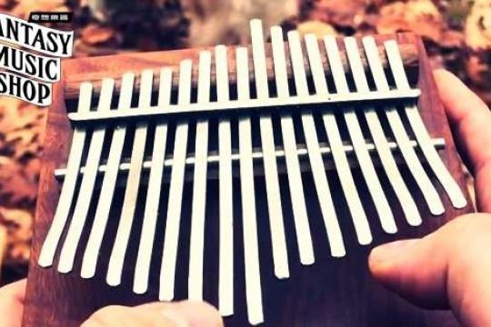 卡林巴琴|拇指琴免費講座