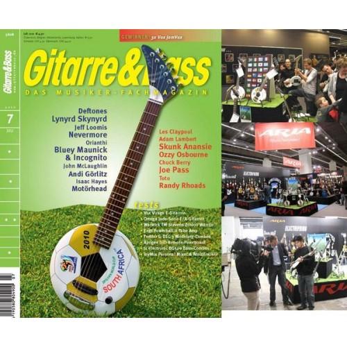 (特價) ARIA GOAL RUSH 2010 FIFA南非世足限量紀念電吉他-內建音箱可直接擴音