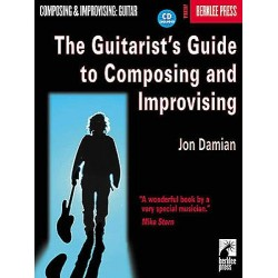The Guitarist s Guide to Composing and Improvisin專業吉他教材
