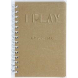 I PLAY音樂手冊:My songbook