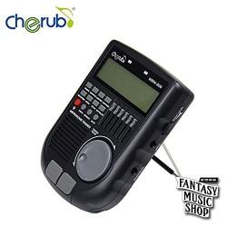 Cherub WRW-206 爵士鼓 節奏器