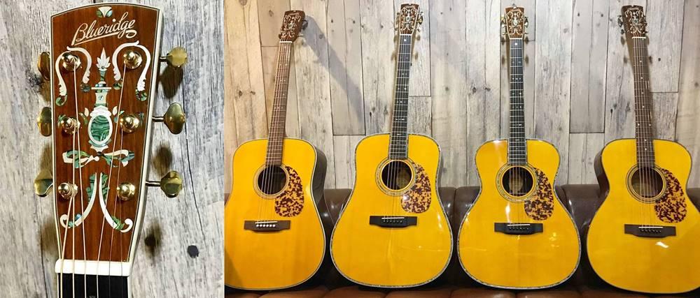 Blueridge全單板吉他