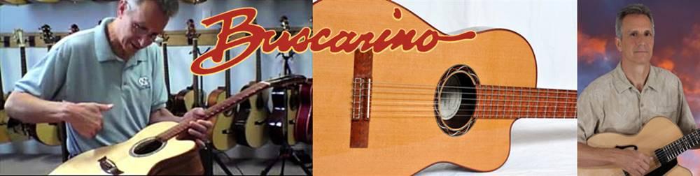 Buscarino,古典吉他,尼龍弦吉他,跨界吉他