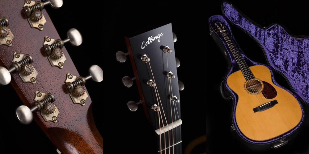 Collings OM1 Julian Lage Signature 全單板手工民謠吉他