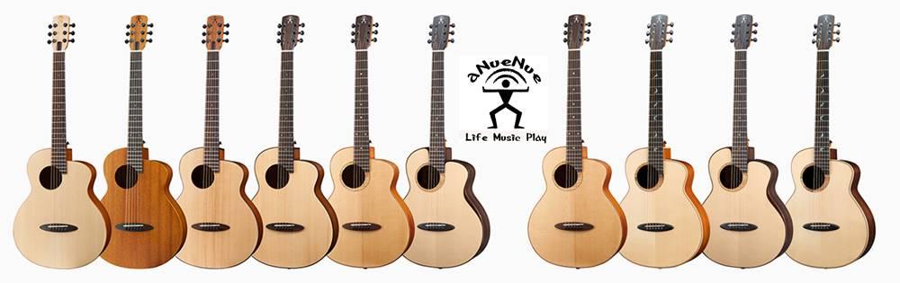 Anuenue,鳥吉他