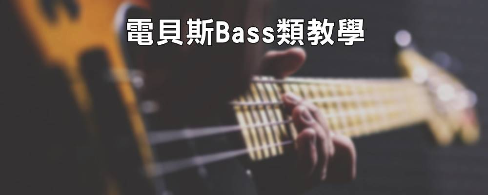 奇想樂器Bass貝斯 Double Bass教學